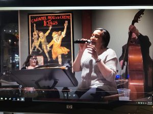 Kathy Tyree sits in with Steve Thornburg Trio