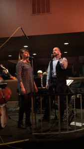 Chase Campan - Thornburg & Vanessa Campan - Thornburg sit in at Gorats
