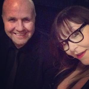 Singer Michael Lyon & Mary